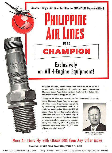 Champion Spark Plugs - Champion Sparking Plugs