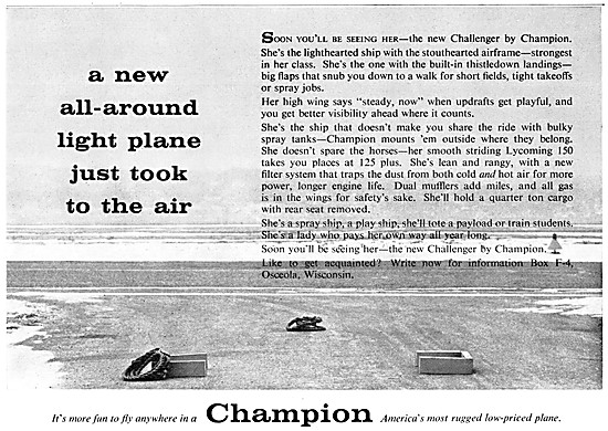Champion Challenger