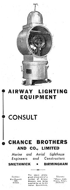 Chance Lighting For Aerodromes & Air Routes