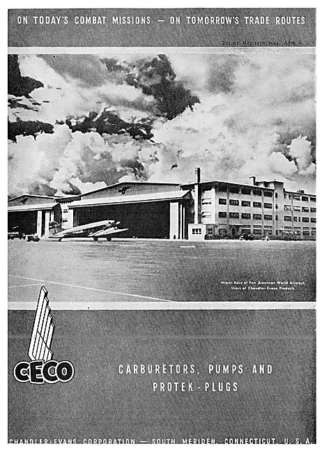 Chandler Evans - CECO Aircraft Components