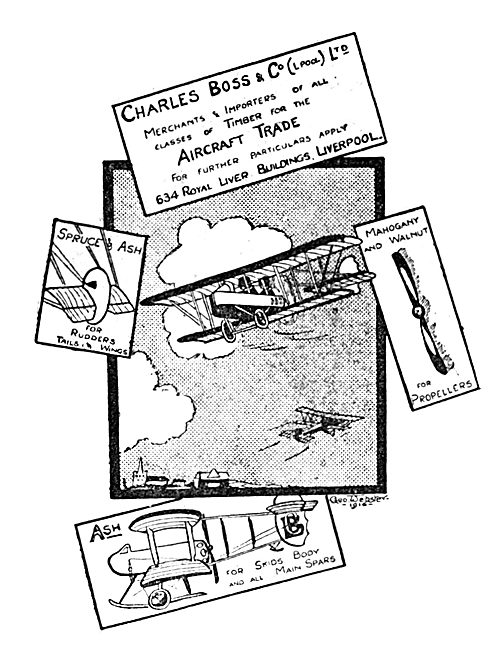 Charles Boss & Co - Timber Importers