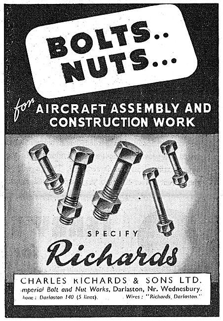 Charles Richards Nuts, Bolts AGS