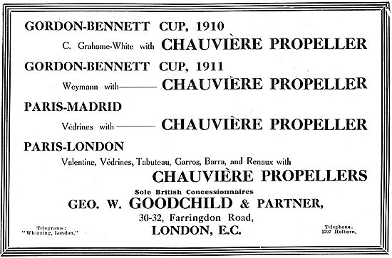 Chauviere Propellers