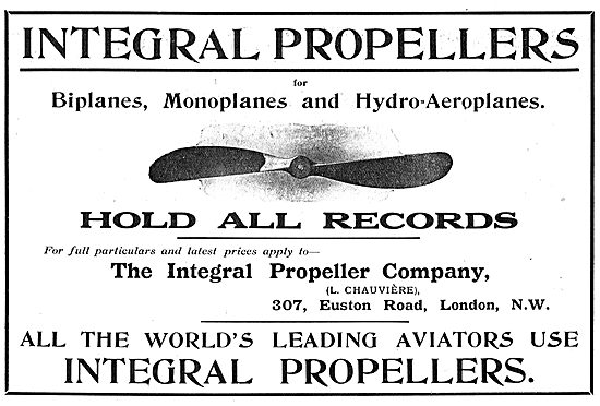 The Integral Propeller Company  (L.Chauviere)