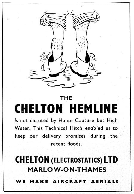 Chelton Aerials