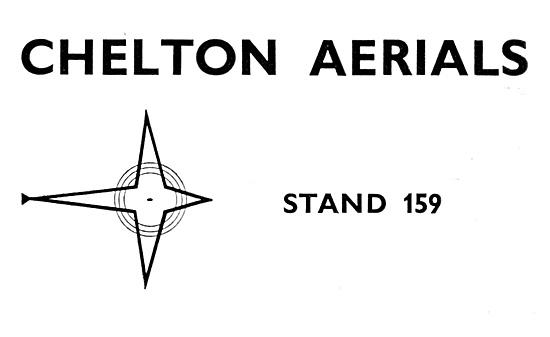 Chelton Aircraft Aerials 1960