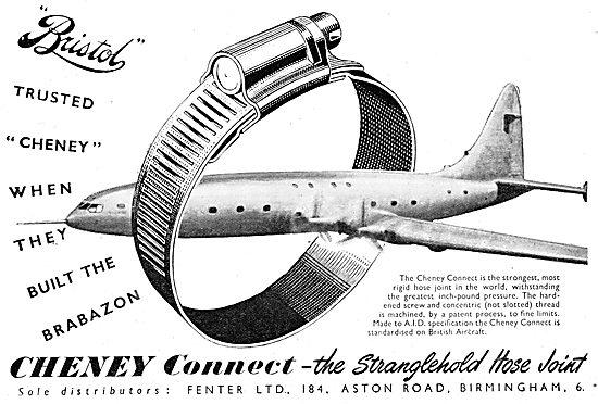 Cheney Connect Hose Joints - Fenter Ltd Distributors