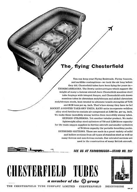 Chesterfield Tube Seamless Steel Tube Forgings For Landing Gear