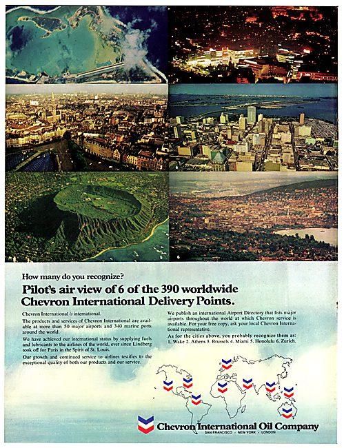 Chevron Aviation Fuels & Lubricants