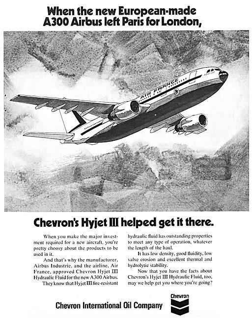 Chevron Hyjet III Hydraulic Oil