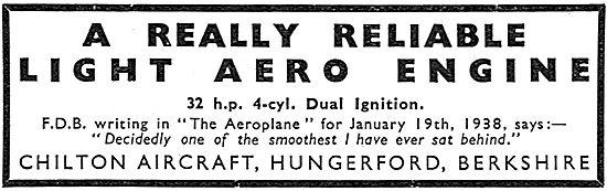 Chilton Light Aero Engine