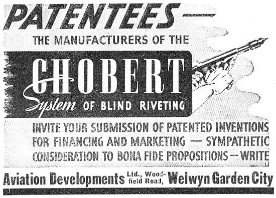 : Chobert Blind Riveting System