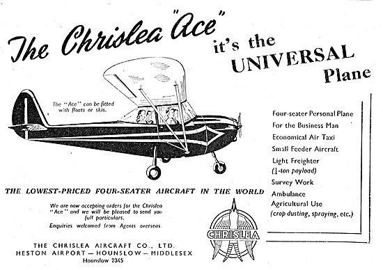 Chrislea Ace