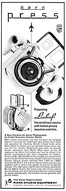 Rank Audio Visual Equipment 1965