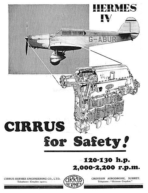 Cirrus Hermes IV Percival Gull G-ABUR