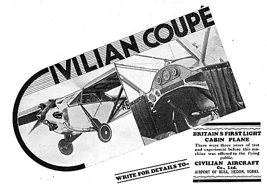 Civilian Coupe