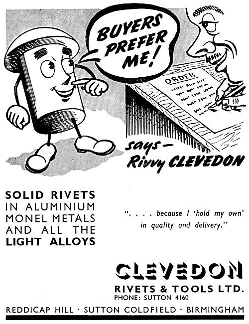Clevedon Rivets & Tools