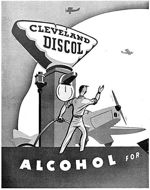Cleveland Discol Aircraft Fuel