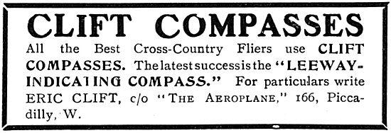 Clift Compasses