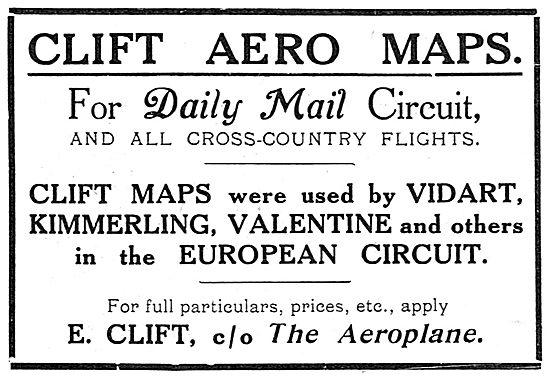 E.H.Clift Maps & Compasses