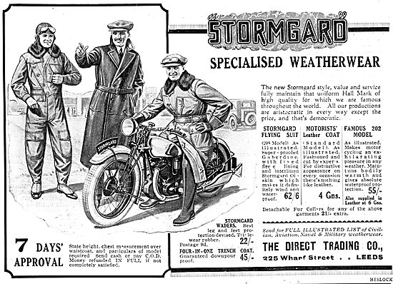 Direct Trading Co Stormgard Weatherwear