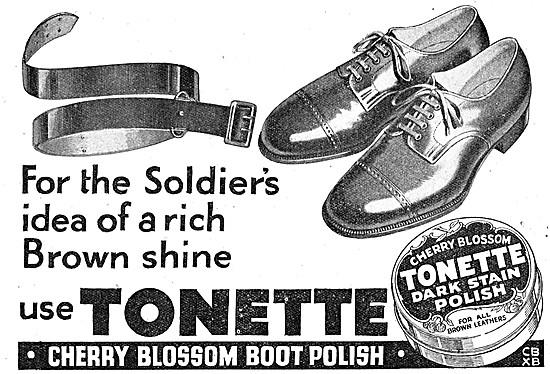 Cherry Blossom TONETTE Boot Polish