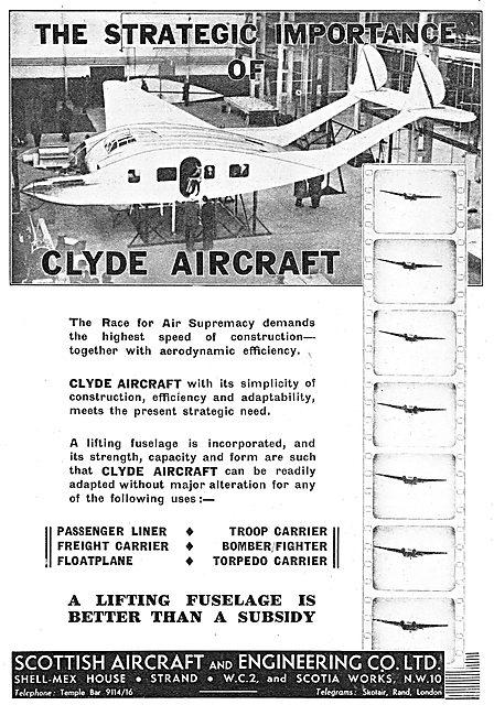 Clyde Aircraft - Clipper