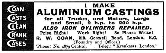 R.W.Coan Foundry