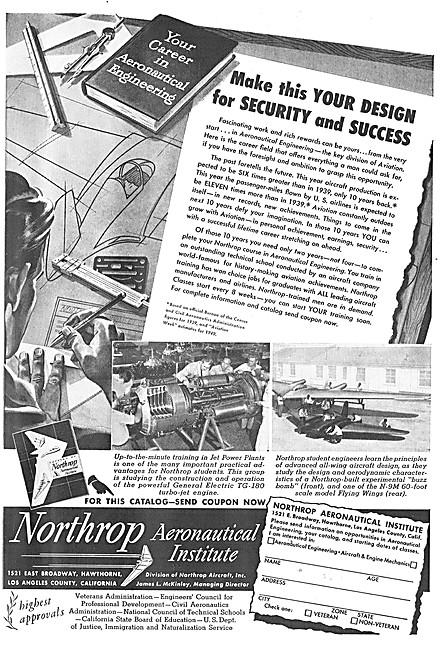 Northrop Aeronautical Institute