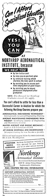 Northrop Aeronautical Institute