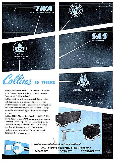 Collins 51R-3 Nav / Com