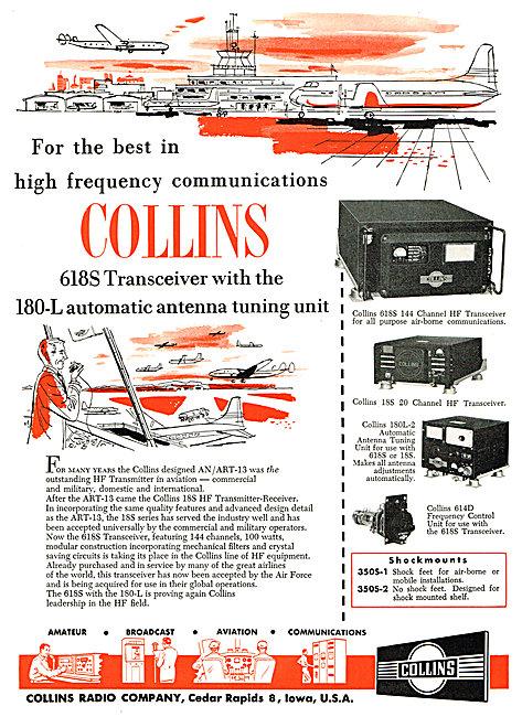 Collins 618S Transceiver