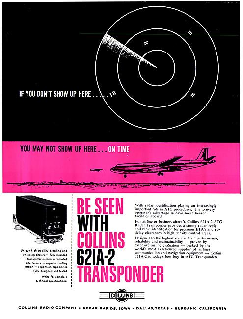 Collins Avionics  621A-2 Transponder