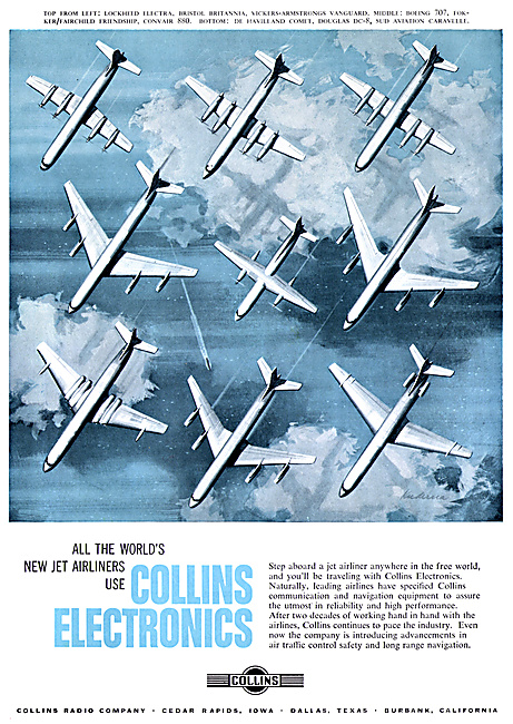 Collins Electronics For Aviation