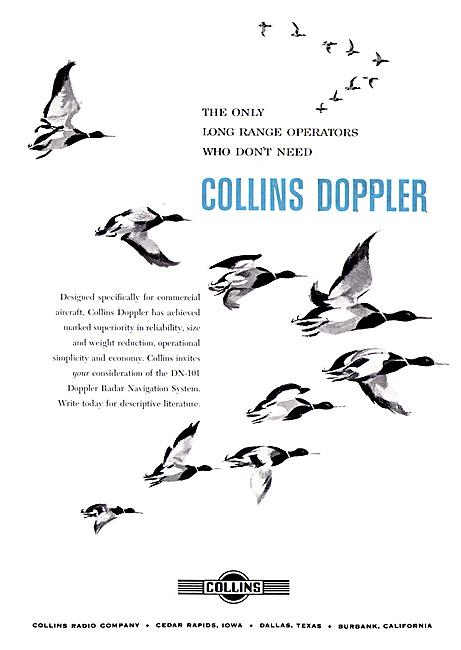 Collins Doppler 1959