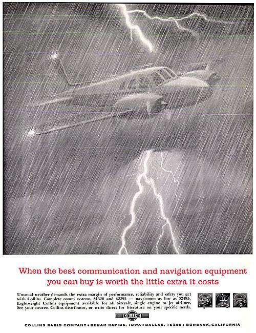 Collins Avionics - Collins Nav/Comm Systems