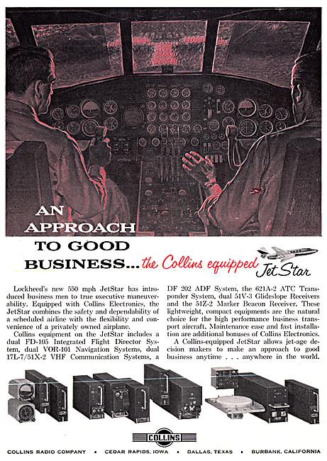 Collins Avionics - Collins FD-105 Flight Director System