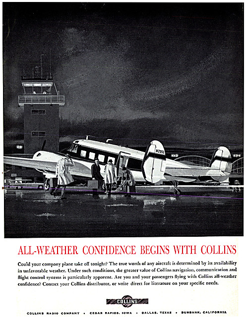 Collins Avionics 1960
