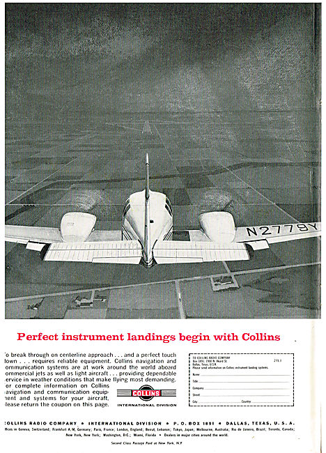 Collins ILS & Nav Systems