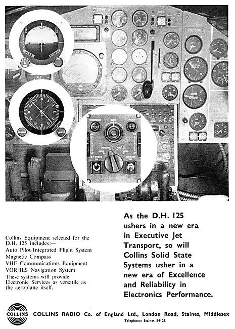 Collins Avionics 1962