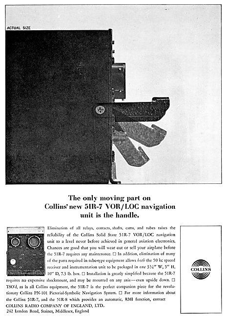 Collins 51R-7 VOR / Loc