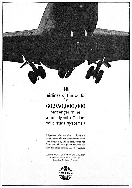 Collins Avionics 1964