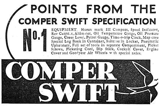 Comper Swift