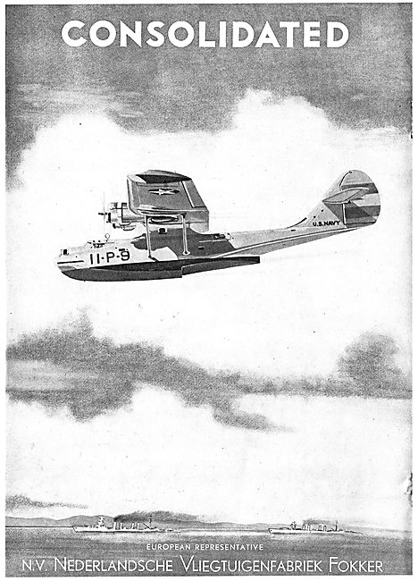 Consolidated PBY - Catalina