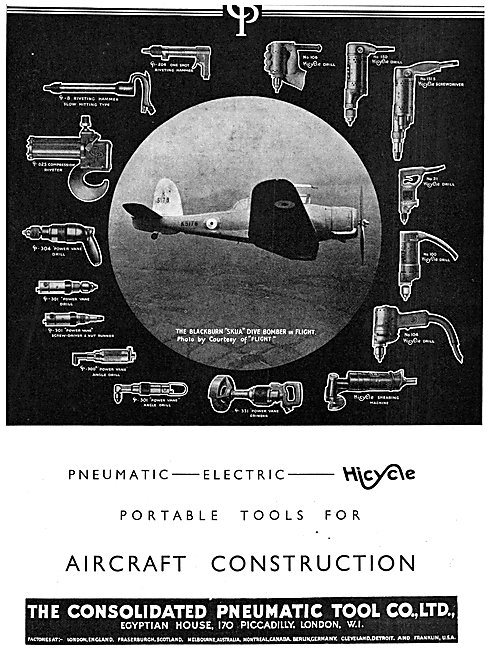 Consolidated Pneumatic Tools