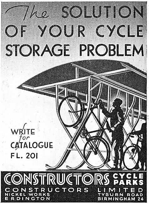 Constructors Ltd : ARP Shelters Cycle Parks