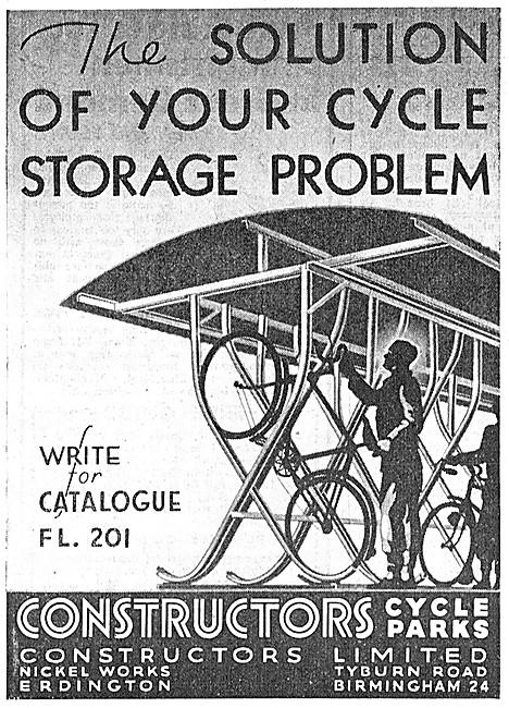 Constructors Factory Cycle Park