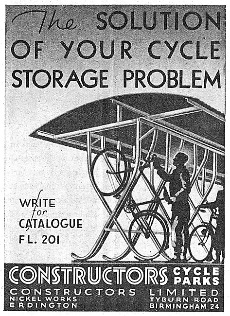 Constructors Employee Cycle Parks