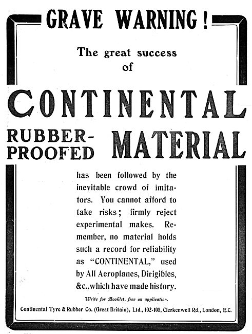The Continental Tyre & Rubber Co