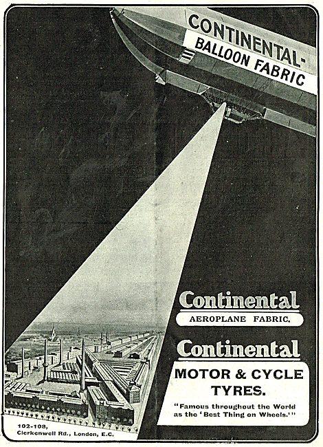 Continental Aeroplane & Balloon Fabrics